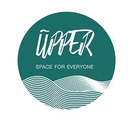 Upper logo