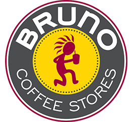 bruno coffee stores - logo