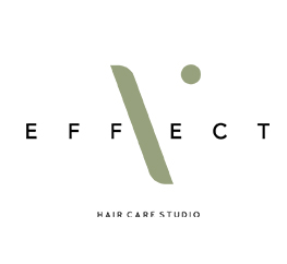 effect hair studio logo