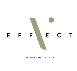 effect hair studio logo