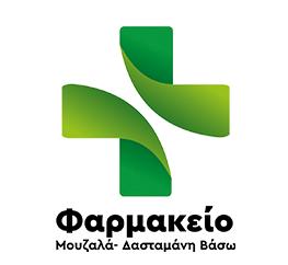 farmakeio mouzala dastamani logo