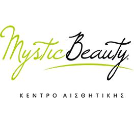 mystic beauty kentro aisthitikis logo
