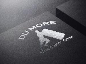 Λογότυπο DU MORE